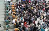 347.5万人次!长三角铁路单日发送旅客再创新高