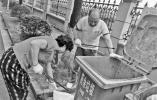 垃圾分类培训细化为主题活动 朱家社区志愿者从10到60余人