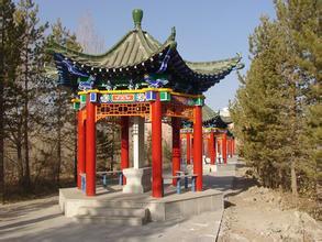 临泽梨园口战役纪念馆