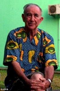西班牙牧师米格尔·帕拉斯