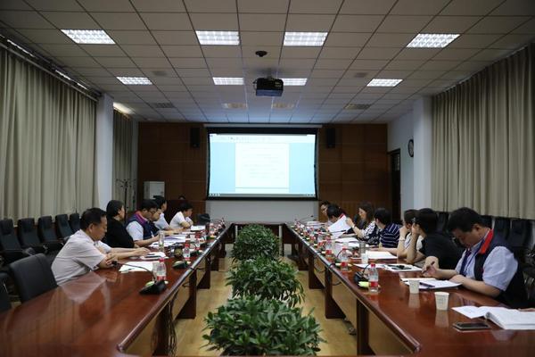 河南省广亚教育基金会第一届理事会第二次会议召开