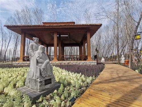 徐州沛县:绘就美丽乡村图景 打造宜居幸福家园