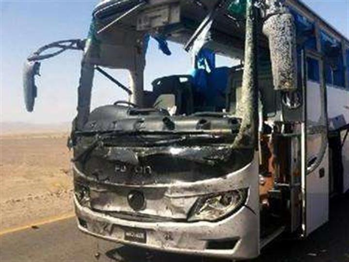 ?#31361;?#26031;坦一大巴遇劫 14名乘客遭枪杀