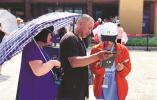 昨日良渚古城遗址公园首批预约观众入园 好评如潮