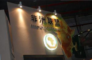 2010世博会非洲联盟图片