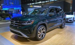 2020芝加哥车展:新款大众Atlas发布