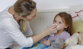 近期呼吸道感染患儿明显增多