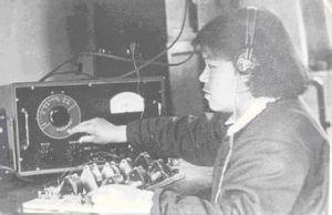 早期的无线电报