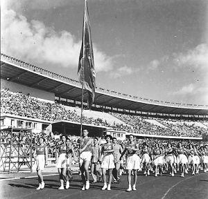 第一届江苏省运会