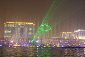 洛阳音乐喷泉——亚洲第一大音乐喷泉