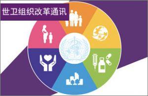 2014年5月世卫组织改革