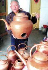 太平府铜壶
