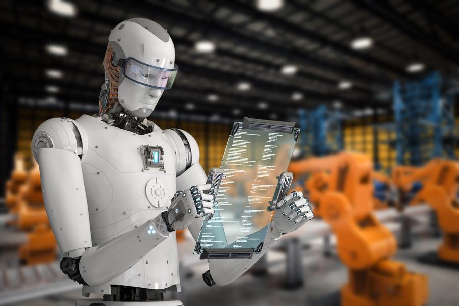 """机器人产业规划瞄准""""高精尖"""""""