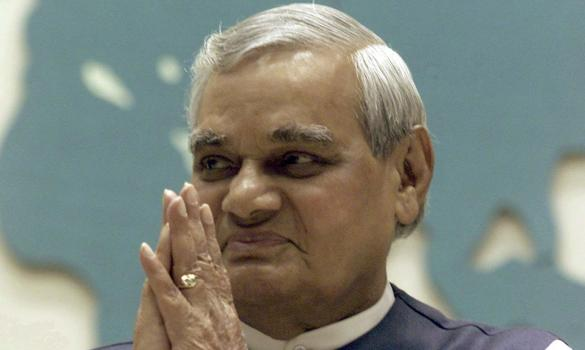 India's former PM Vajpayee passes away