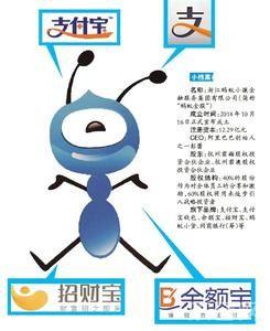 蚂蚁金融服务集团