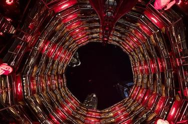 纽约哈得孙城市广场庆祝中国新春