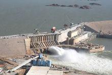 苏丹麦洛维水电站