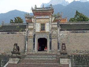湖北宜昌黄陵庙