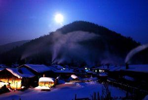 大兴安岭,冬季