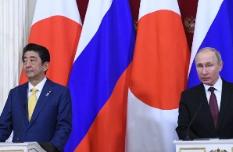 日俄首脑会谈未能在领土问题上取得具体进展