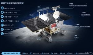 嫦娥三号月球车