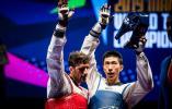 用实力说话,跆拳道世锦赛中国队两金强力收官