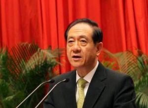 韩启德在九三学社第十三届中央委员会上