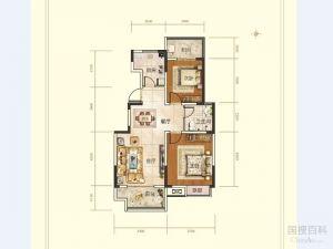 二期洋房B3户型