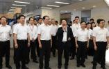 """车俊在杭州调研企业发展时强调 在主题教育中深入做好""""三服务"""""""