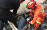 突发!温州一鞋厂改建时突然坍塌 有一男子被埋!