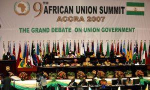 非洲联盟第九届首脑会议开幕