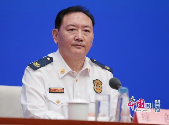 中国发布丨应急管理部:一线消防救援指战员人均参加救援任务同比增27.9%