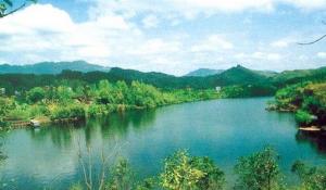 莲花湖风景区