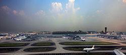 成都双流国际机场远景图