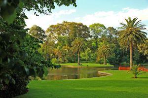 墨尔本皇家植物园