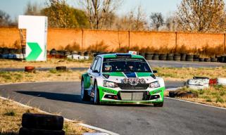 斯柯达FABIA R5首次成为中国车队主力赛车
