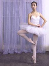 芭蕾舞时期的刘诗诗