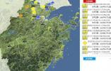 今天浙江气象主旋律还是雨雨雨 但大晴天就快来了