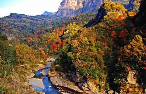 四川小寨子沟国家级自然保护区