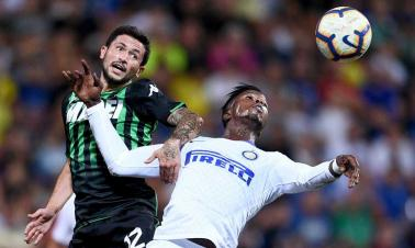 Inter Milan suffer shock defeat in Serie A opener
