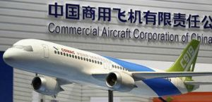 中国C919大型客机