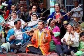 维吾尔族音乐