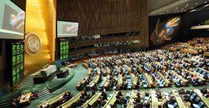 2013年4月2日第67届联合国大会通过《武器贸易条约》草案