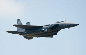 """F-15E""""打击鹰"""""""
