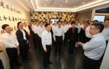 筑牢不敢腐不能腐不想腐的思想防线 宁波市领导集体参观省法纪教育基地