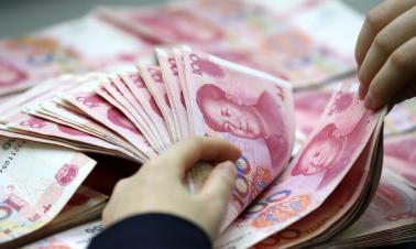 China boosts liquidity with open market operations
