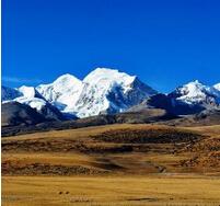 唐古拉山脉