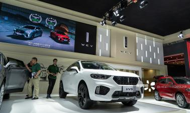 Chinese SUV makers close the gap on international rivals